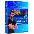 Audiotrainer Deutsch als Fremdsprache Arabisch-Deutsch, 2 Audio/mp3-CDs + Begleitheft