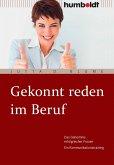 Gekonnt reden im Beruf (eBook, PDF)