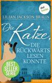 Die Katze, die rückwärts lesen konnte / Die Katze Bd.1 (eBook, ePUB)