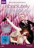 Absolutely Fabulous - Die komplette Serie - Season 1 - 5 Boxset DVD-Box