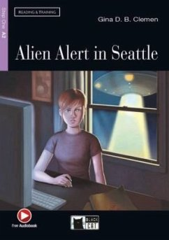 Alien Alert in Seattle. Buch + Audio-CD