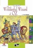 The Wonderful Wizard of Oz. Buch + Audio-CD-ROM