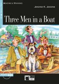 Three Men in a Boat. Buch + Audio-CD