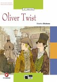 Oliver Twist. Buch + Audio-CD