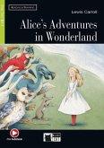 Alice's Adventures in Wonderland. Buch + Audio-CD