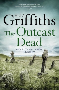 The Outcast Dead - Griffiths, Elly