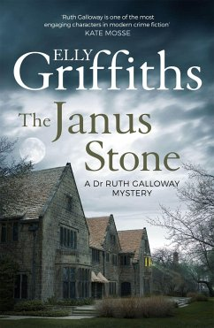 The Janus Stone - Griffiths, Elly