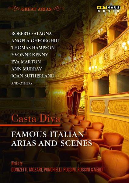 Casta diva italienische arien film auf dvd - Casta diva film ...