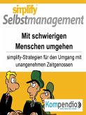 simplify Selbstmanagement (eBook, ePUB)