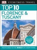 Top 10 Florence and Tuscany (eBook, ePUB)