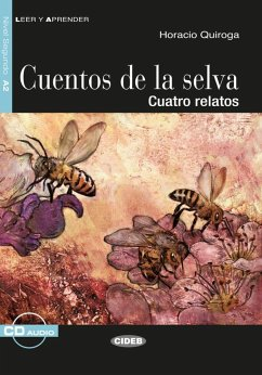 Cuentos de la selva. Buch + Audio-CD