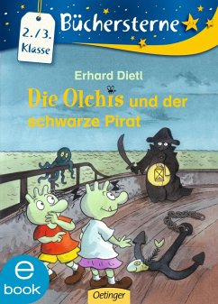Die Olchis und der schwarze Pirat (eBook, ePUB) - Dietl, Erhard