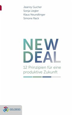 New Deal (eBook, ePUB) - Neundlinger, Klaus; Rack, Simone; Liegler, Sonja; Gucher, Jeanny