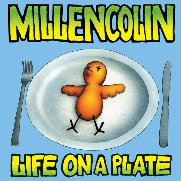 Life On A Plate Von Millencolin Vinyl Schallplatte