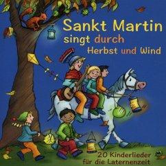 Sankt Martin Singt Durch Herbst Und Wind - Verschiedene Interpreten (Hrsh.Stephen Janetzko)