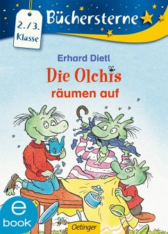 Die Olchis räumen auf (eBook, ePUB) - Dietl, Erhard