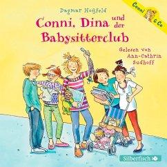 Conni, Dina und der Babysitterclub / Conni & Co Bd.12 (MP3-Download) - Hoßfeld, Dagmar