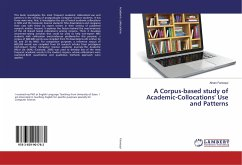 A Corpus-based study of Academic-Collocations' Use and Patterns