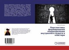 Perspektivy formirovaniya podrazdeleniya vnutrennego audita v klastere