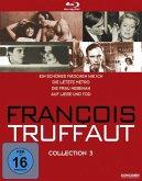 Francois Truffaut Collection 3 Bluray Box