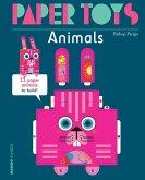 Paper Toys - Animals