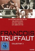 Francois Truffaut Collection 3 DVD-Box