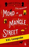 XXL-LESEPROBE: Kasasian - Mord in der Mangle Street (eBook, ePUB)