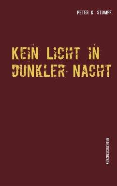 Kein Licht in dunkler Nacht (eBook, ePUB)