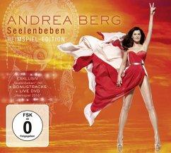 Seelenbeben-Heimspiel Edition (CD + DVD) - Berg,Andrea