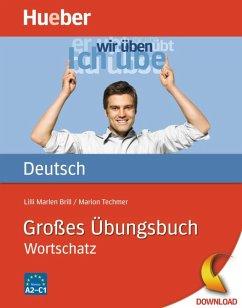 Großes Übungsbuch Deutsch (eBook, PDF) - Techmer, Marion; Brill, Lilli-Marlen