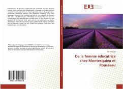 De la femme éducatrice chez Montesquieu et Rousseau