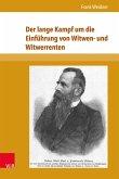 Der lange Kampf um die Einführung von Witwen- und Witwerrenten (eBook, PDF)