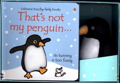 That's Not My Penguin. Book and Toy - Watt, Fiona