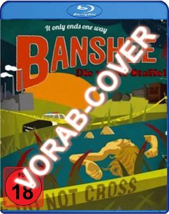 Banshee - Die 4. Staffel Bluray Box