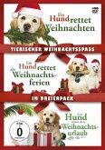 Tierischer Weihnachtsspaß (3 Discs)