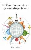 Le Tour du monde en quatre-vingts jours (eBook, ePUB)