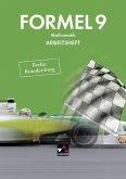 Formel 9 Arbeitsheft Berlin/Brandenburg