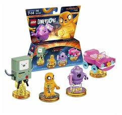 LEGO Dimensions, Team Pack, Adventure Time, 4 F...