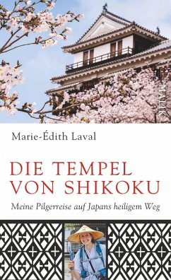 Die Tempel von Shikoku (eBook, ePUB) - Laval, Marie-Édith