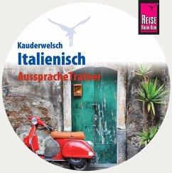 Reise Know-How Kauderwelsch AusspracheTrainer Italienisch, 1 Audio-CD - Strieder, Ela