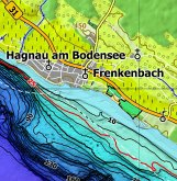 Bodensee Tiefenrelief