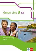 Green Line 3 G9. Vokabeltraining aktiv, Arbeitsheft