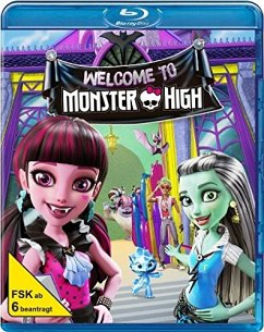 Monster High - Willkommen an der Monster High
