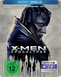 X-Men: Apocalypse Limited Steelcase Edition