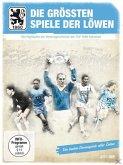 TSV 1860 - Die größten Spiele der Löwen (2 Discs)