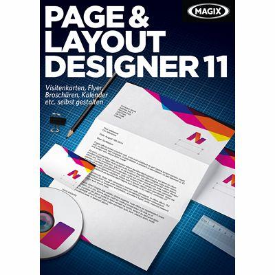 magix page layout designer 11 download f r windows. Black Bedroom Furniture Sets. Home Design Ideas