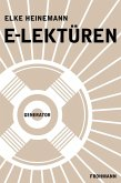 E-Lektüren (eBook, ePUB)
