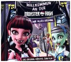 Monster High, Willkommen an der Monster High, 1 Audio-CD