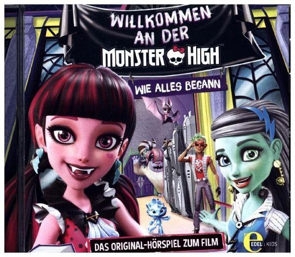 Willkommen In Der Monster High