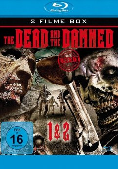 The Dead and the Damned 1 & 2 - Tyson,Richard/Levy,Iren